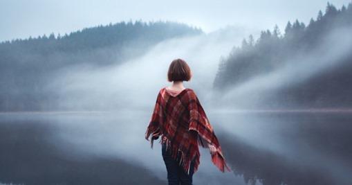 lake-woman