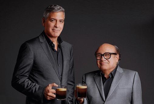 George Clooney Danny DeVito