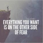 Γιατί πρέπει να ορίζετε τους φόβους σας κι όχι τους στόχους σας