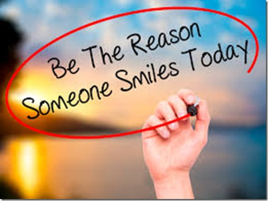 be reason smile
