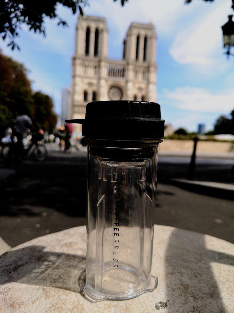 Delter coffeepress à Paris