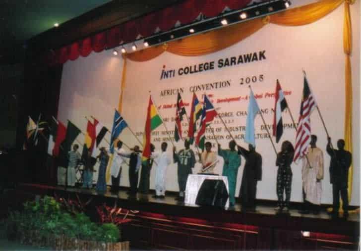 African Student Convention 2005 Kuching Sarawak