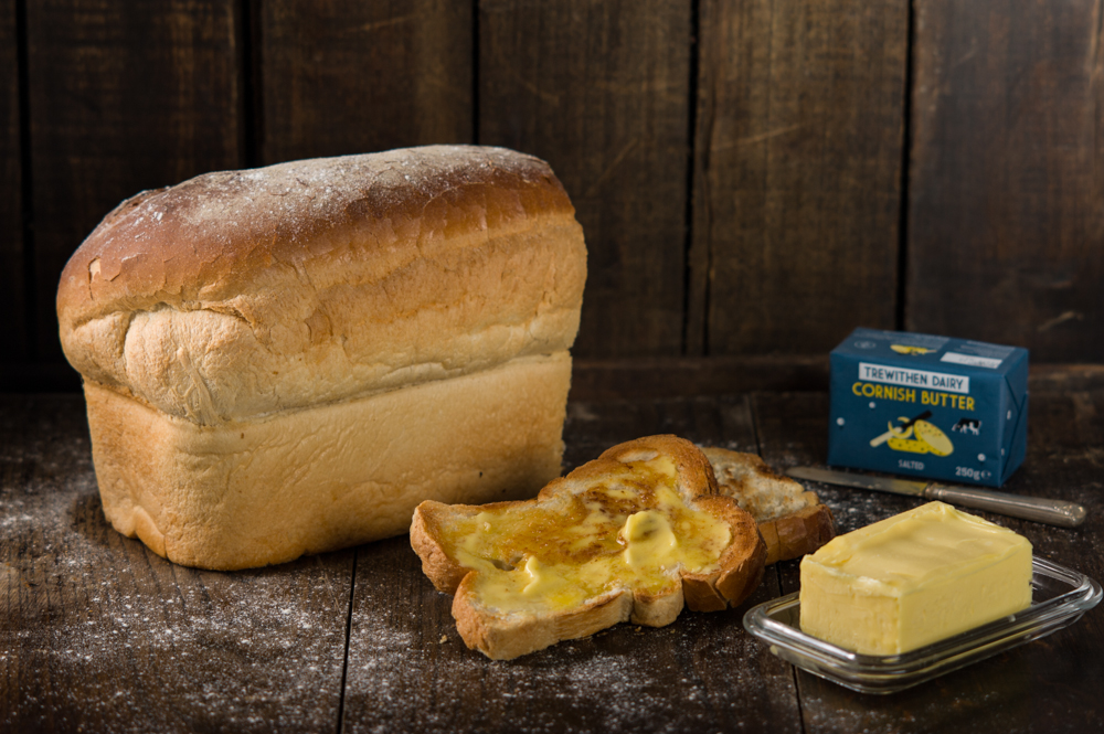Trewithen Dairy Food Shoot