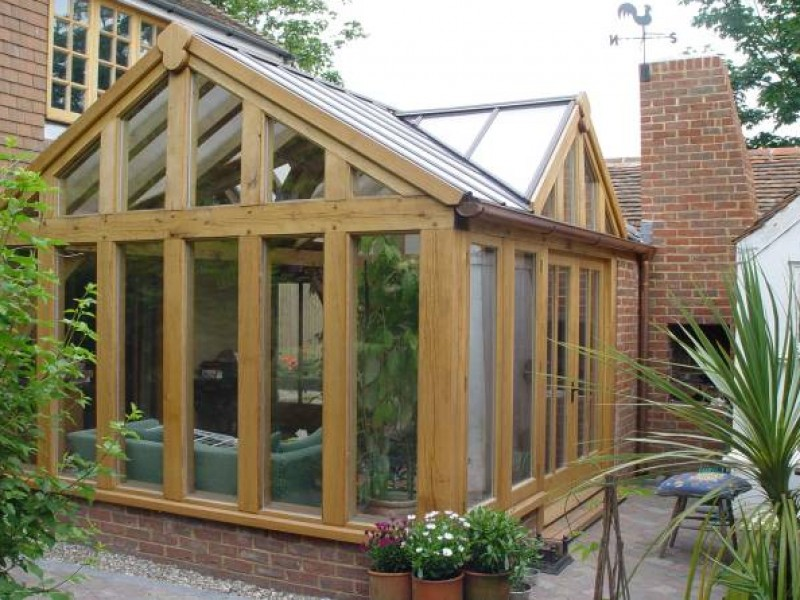 Oak Framed Extensions And