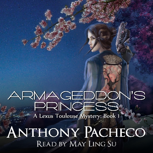 Armageddon's Princess ACX Cover