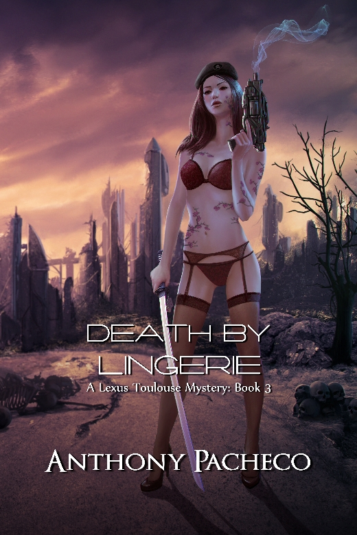 Death by Lingerie - E-Cover 520w