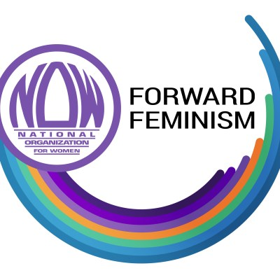 NOW Forward Feminism Conference Logo