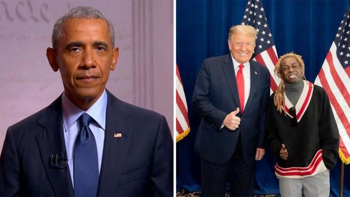 Barack Obama Attacks Black Male Trump Supporters Again