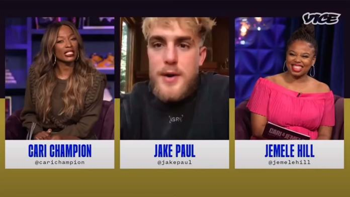 Jemele Hill Asks Jake Paul If Knocking Nate Robinson Out Was Racist