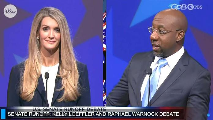 100 Pastors Say Kelly Loeffler Is Attacking The Black Church By Attacking Raphael Warnock
