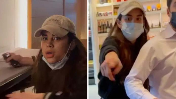 Petition Calls For The Arrest Of Soho Karen Miya Ponsetto