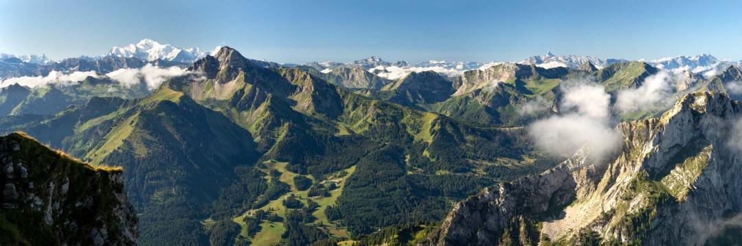 Panorama Alpes