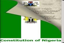 nigeria constitution