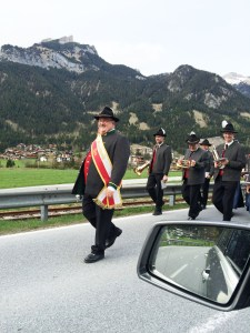 Pertisau Marching band