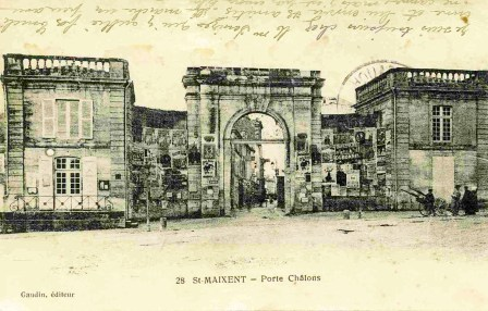 Porte Chalon road side