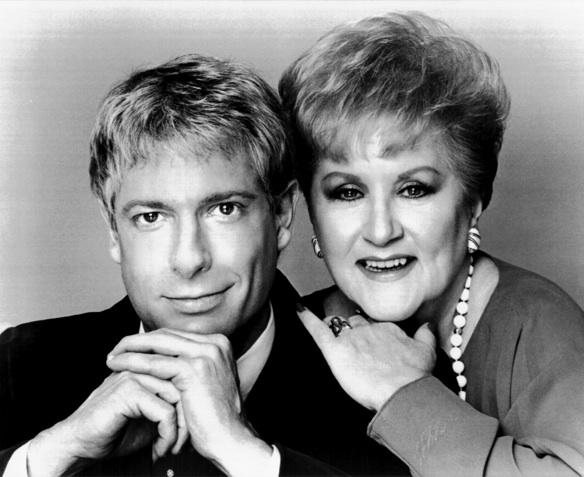 JACK & MARGARET: odd couple