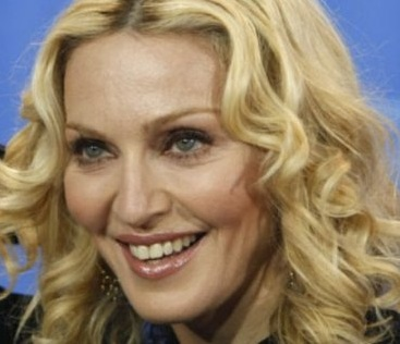 MADONNA: don't roll your eyes