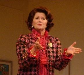IVEY: as Ann Landers