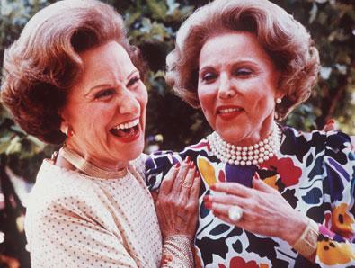 ABBY & ANN in their heyday (AP)