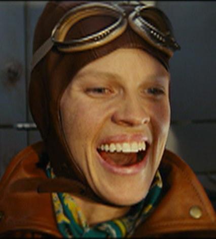 SWANK: as Amelia Earhart