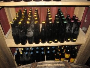 age beer at home