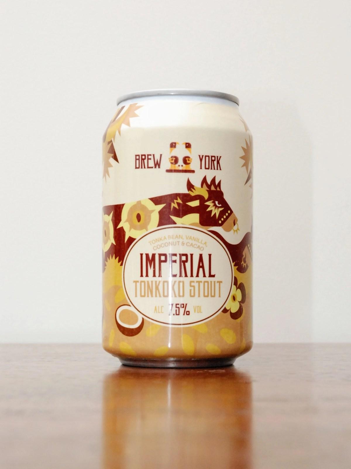 Brew York, Imperial Tonkoko Stout