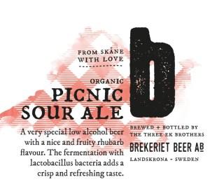 Brekeriet, Picnic Sour Ale