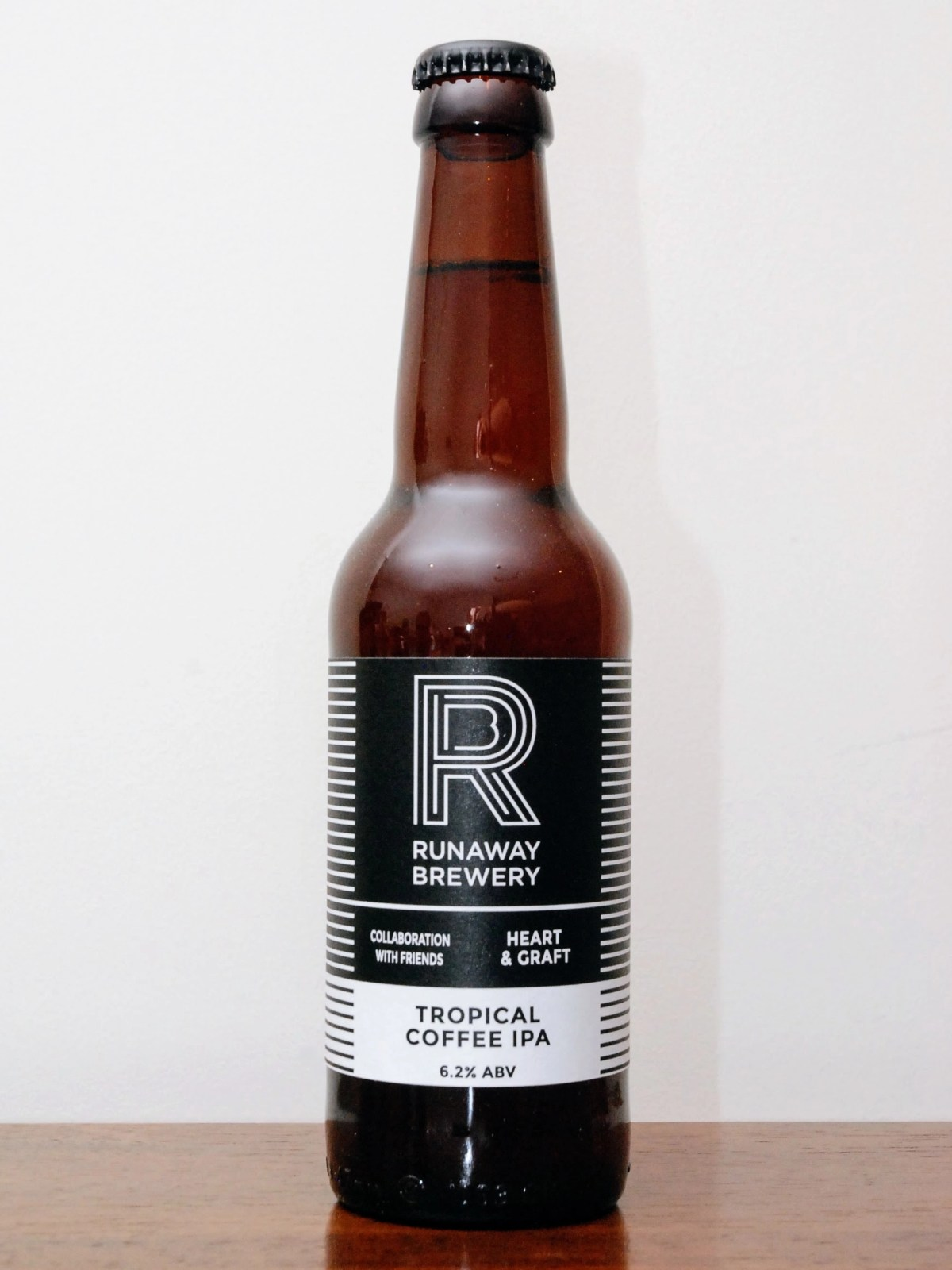 Runaway Brewery, Tropical Coffee IPA