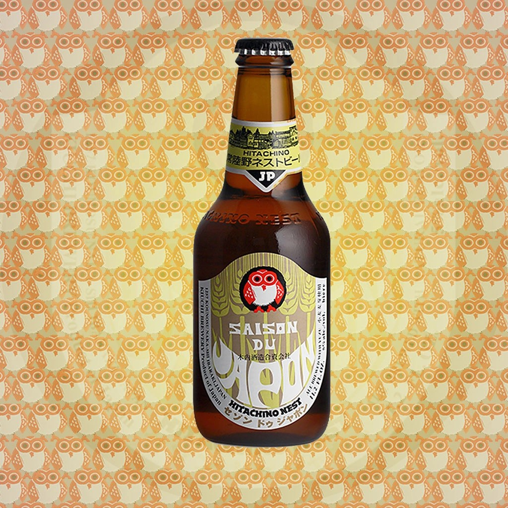 Hitachino Nest, Saison du Japon