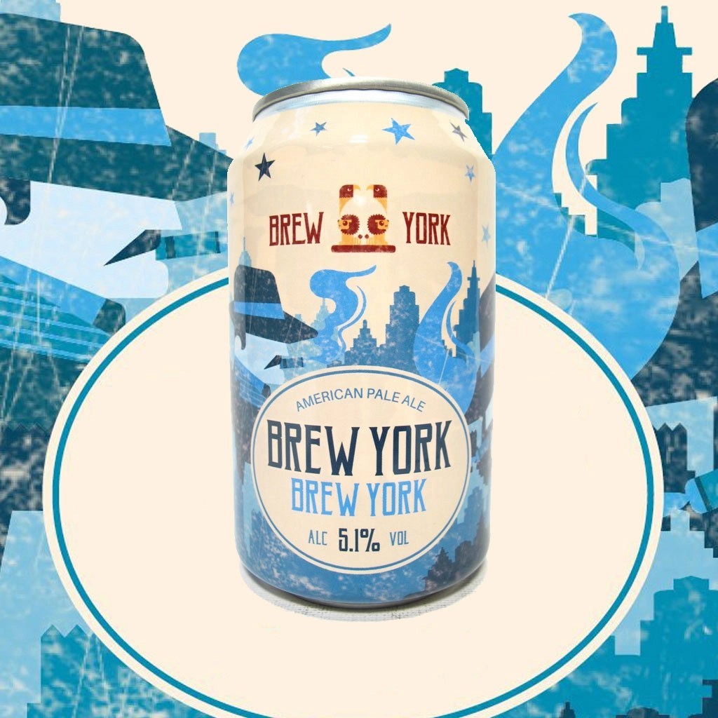 Brew York, Brew York APA