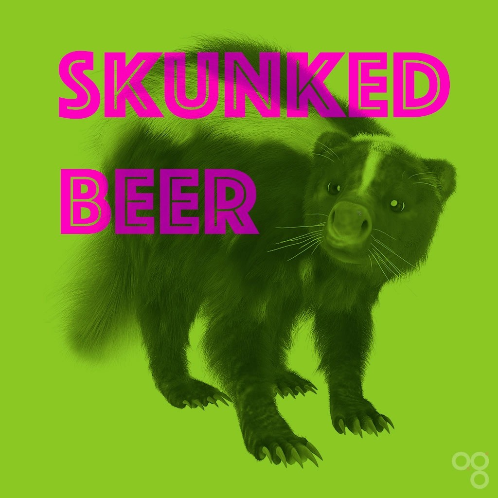Skunked beer: how to avoid a drink that stinks