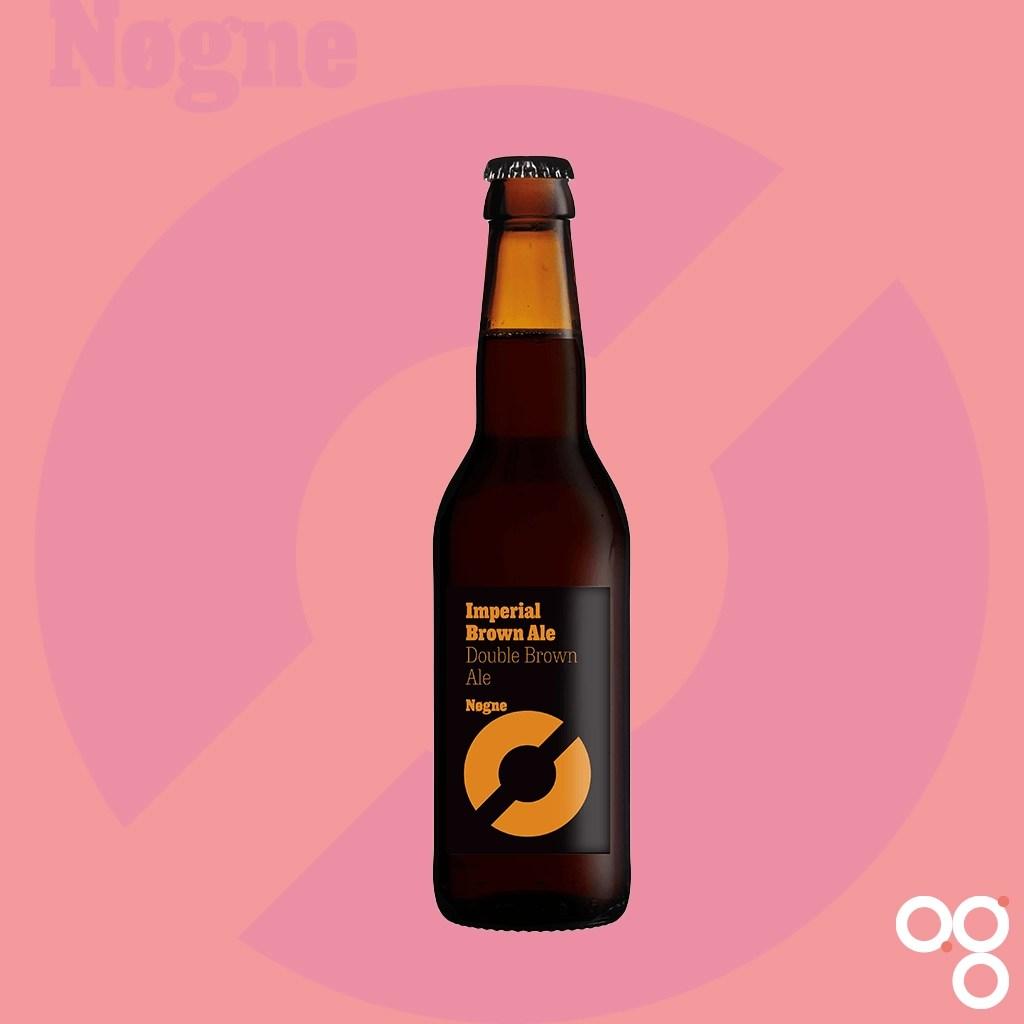 Nogne Ø, Imperial Brown Ale