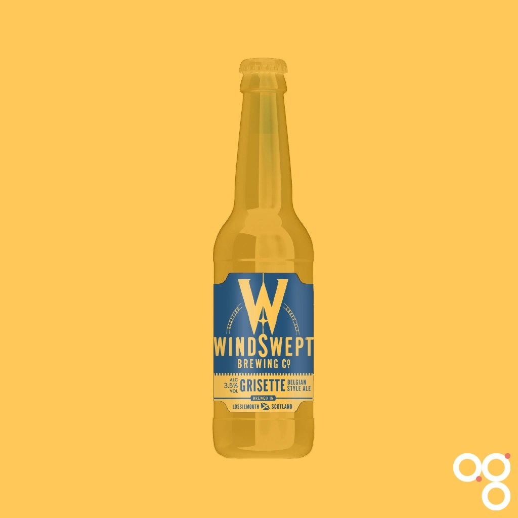 windswept Brewing Co, Grisette