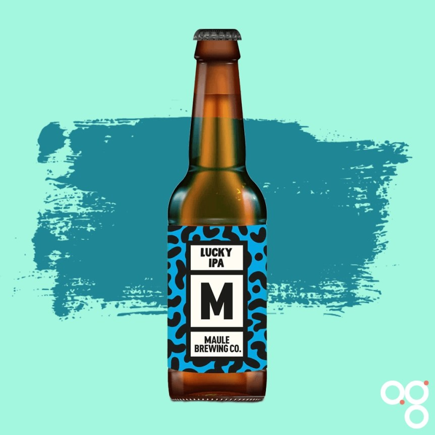 Maule Brewing Co, Lucky IPA