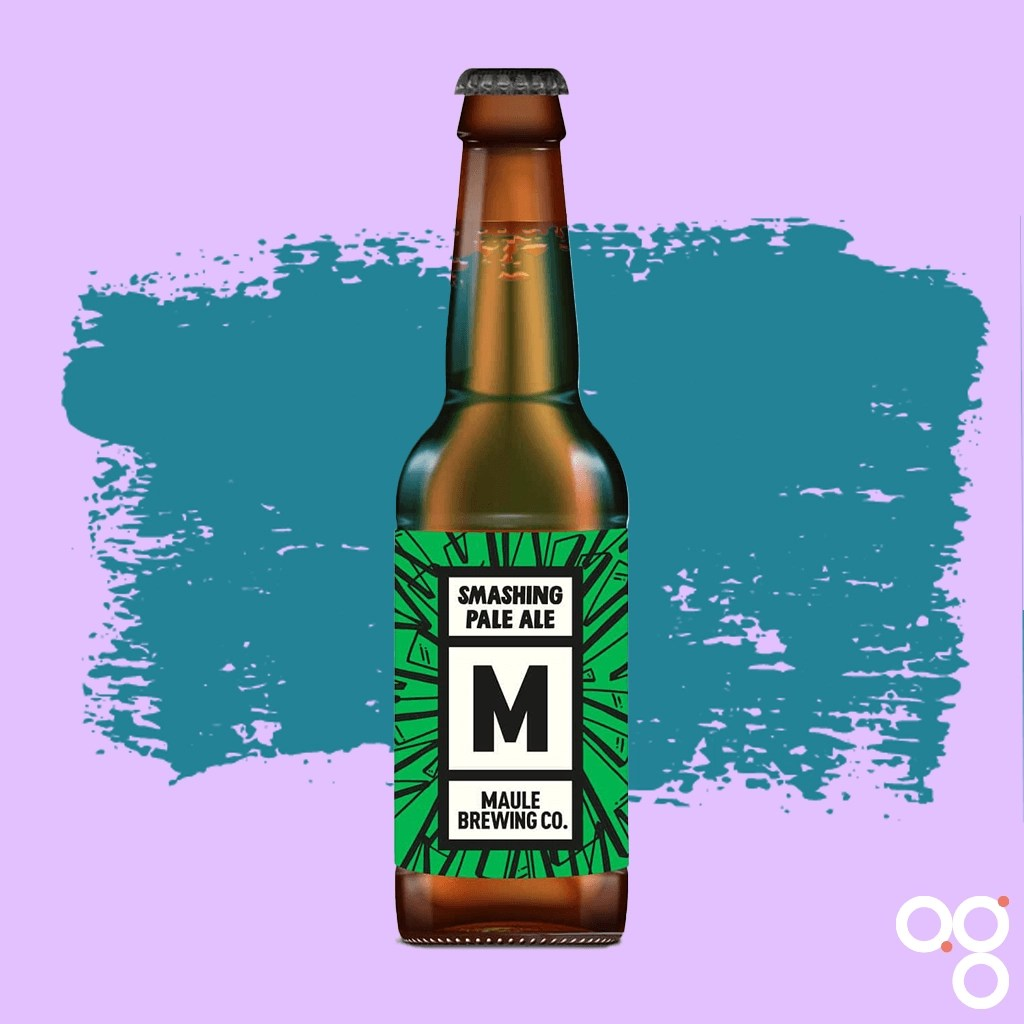 Maule Brewing Co, Smashing Pale Ale