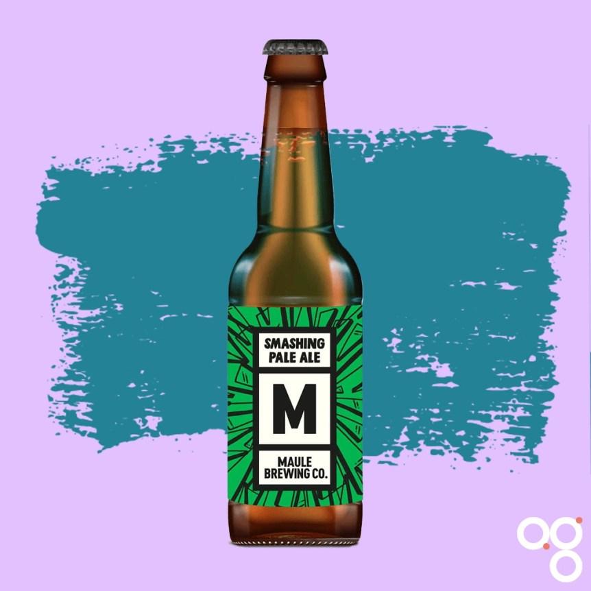 Maule Brewing Co, Smashing Pale Ale