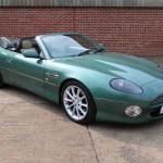 Aston Martin Db7 Vantage Volante Anthony Godin