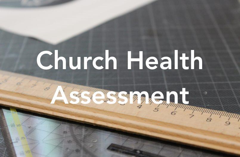 Standard Church Health Assessment