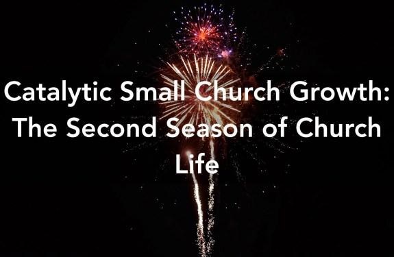 how to grow a small church