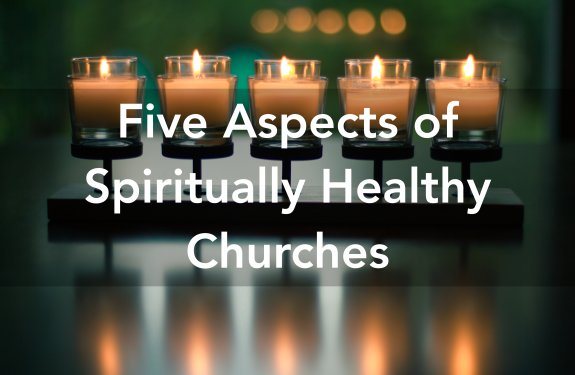 spiritually healthy church