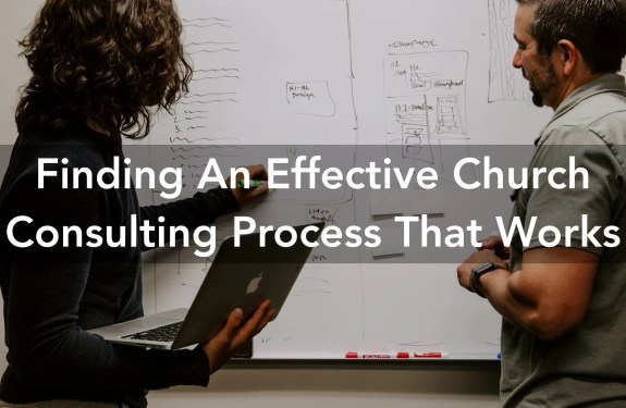 church consulting process
