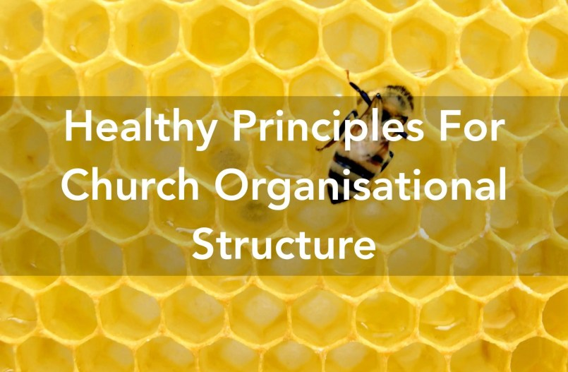 Church Organisational Structure