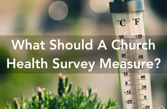 church health survey