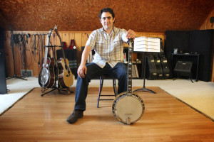 Banjo Lessons by Anthony Ihrig