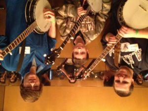 Grass Seeds Banjo Students