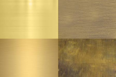brass options for fine furniture