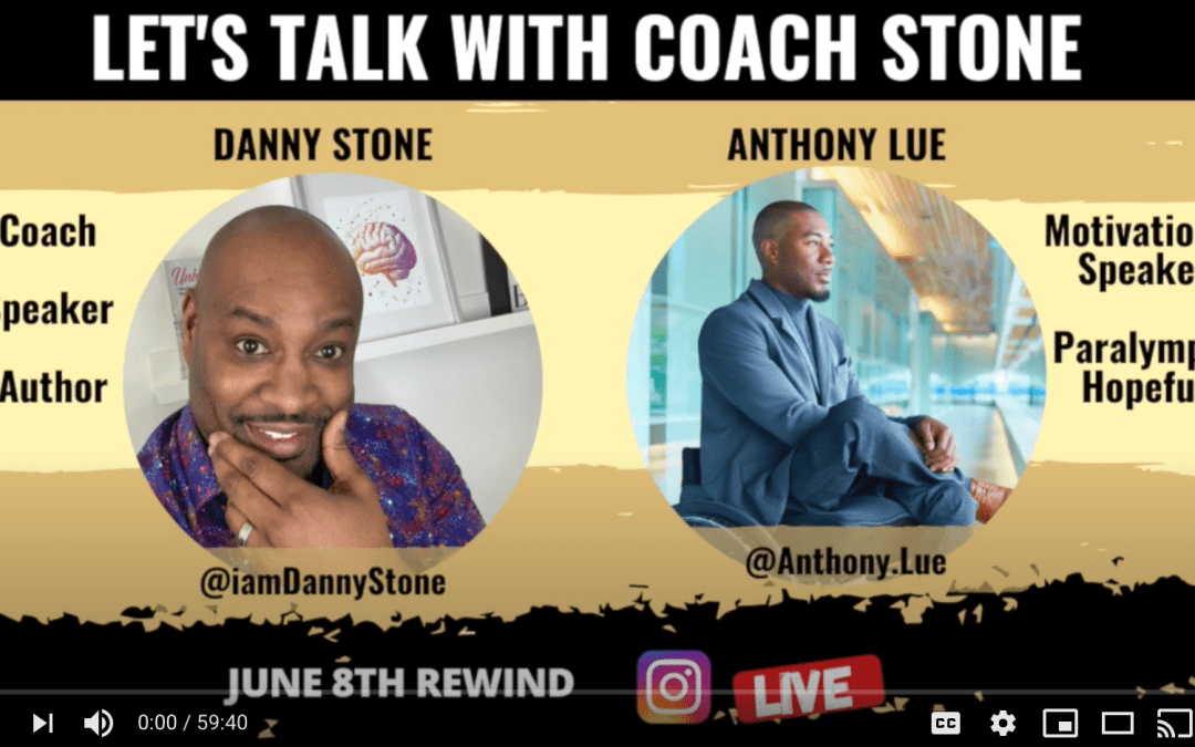 Podcast with Danny Stone!