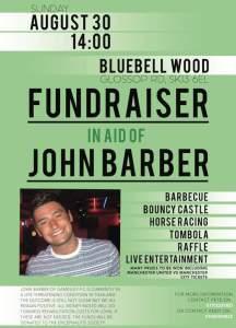 John Barber Fundraiser