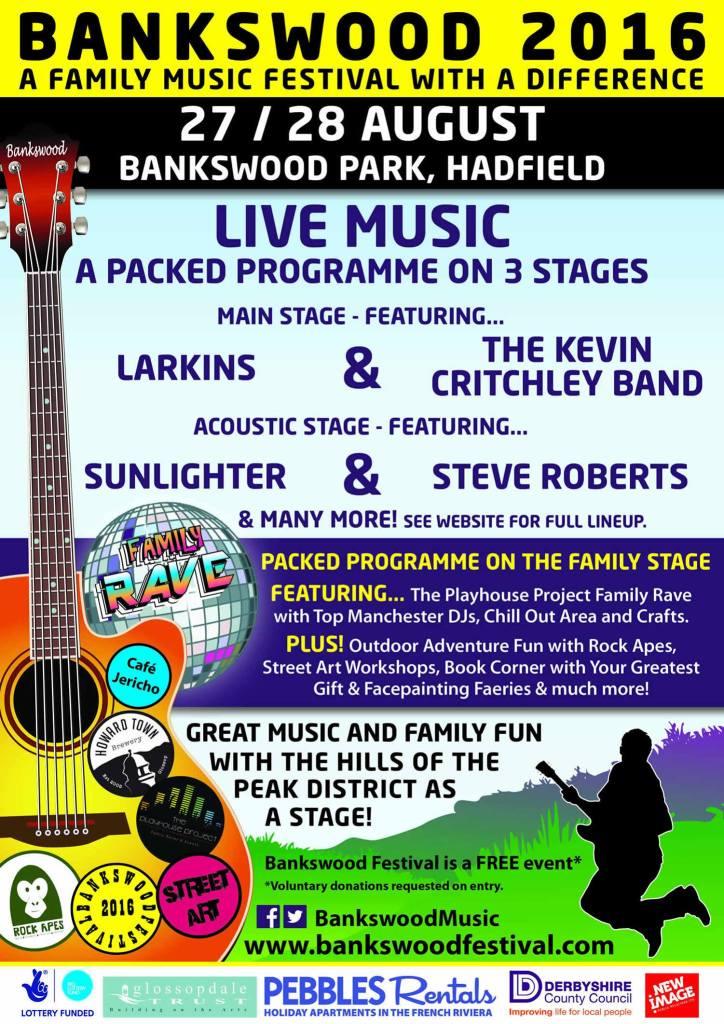 SFTW : Bankswood 2016, Glossop GrillFest and Wonderland