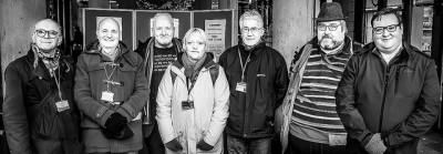 January 2018 Councillors Shoppers Surgery